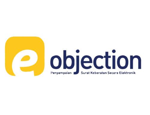 (E-OBJECTION)TATA CARA PENYAMPAIAN SURAT KEBERATAN SECARA ELEKTRONIK