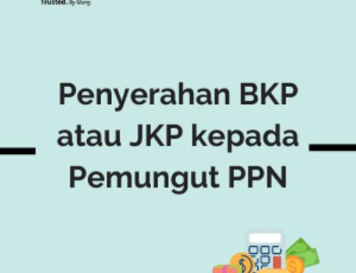 Penyerahan BKP/JKP kepada Pemungut PPN